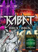 Kabát 2013-2015 (Vypich 2014, Big Band 2013) (3DVD+CD)